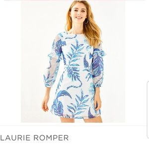 BNWT LILLY PULITZER LAURIE ROMOER SIZE 16